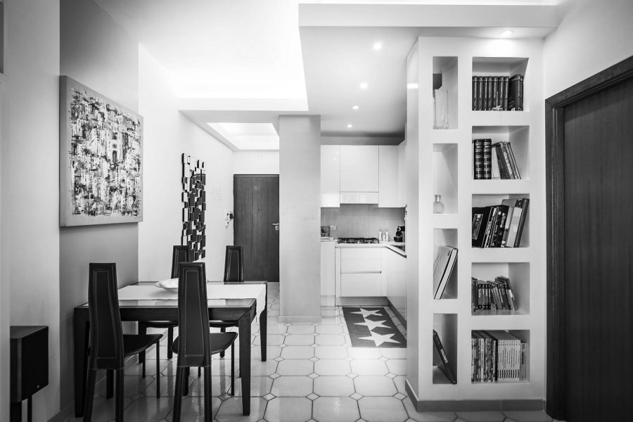 Casa Gianicolense 1.0